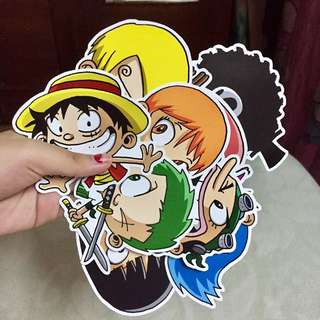 One Piece Anime Stickers