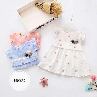 Dress  RBK462  White