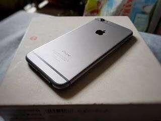 iPhone 6 Spacegrey Factory Unlock