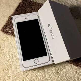iPhone 6 Silver Factory Unlock