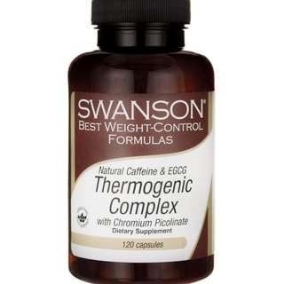 (USGMP) SWD057 Swanson caffein e & EGCG Complex 減肥方