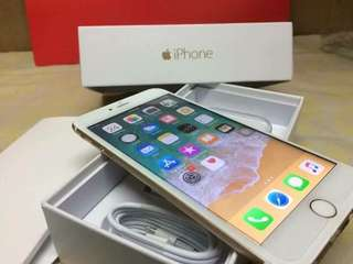iPhone 6Plus Gold Factory Unlock