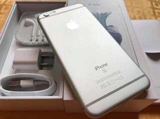 iPhone 6s Silver Factory Unlock