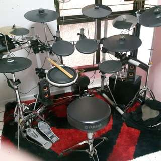 Yamaha DTX iv Special Electric Drum Set