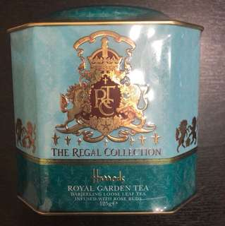Hkd90/125g/罐 Harrods The Garden Tea