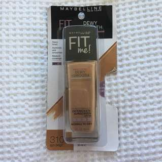 Maybelline Fit Me - 310 Sun Beige