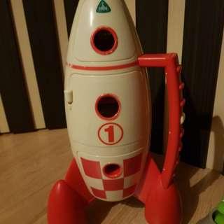 Elc happyland rocket