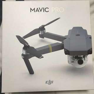 Dji Mavic Pro Drone (Standard Set)