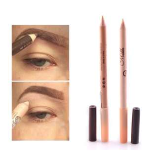 Eyebrow with concelear