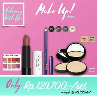 Basic Make Up by Oriflame