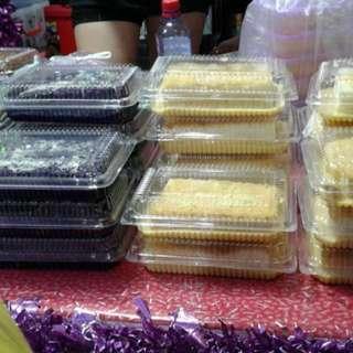 Yema Cake, Leche Flan, Ube, Ube Halaya, Banana Cake