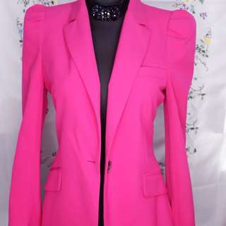 Zara one set pink