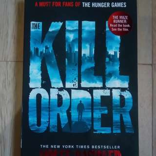 Maze Runner: The Kill Order