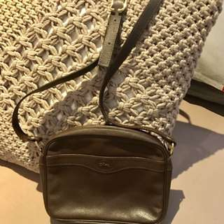 Authentic Longchamp cross body bag
