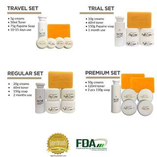 Beautederm Facial sets