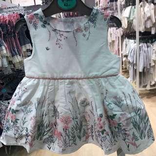 PRIMARK BABY GIRL DRESS