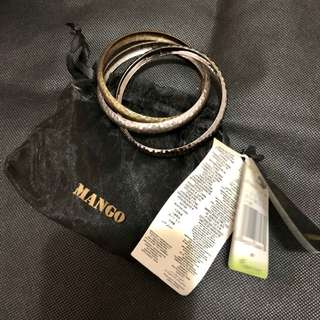 Used Once Mango Bracelet