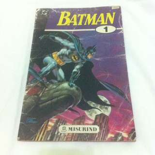 Batman No.1 - Misurind tahun 1990