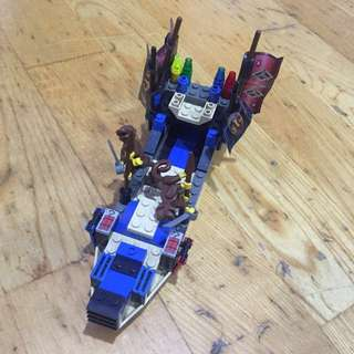 樂高 lego 積木 船