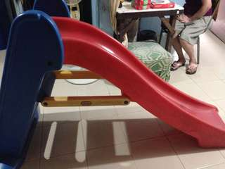 Little tykes toy slide