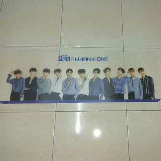 Wanna-One Yo-Hi Extended Mouse Pad