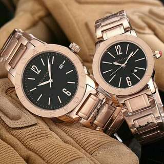 Couple Watch bvlgari