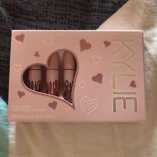 Kylie Birthday Edition Matte Lipsticks