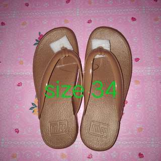 Fitflop kids slipper