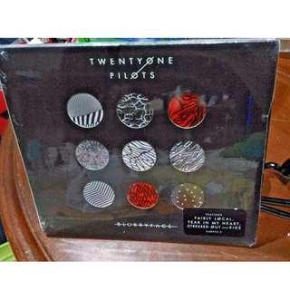 Twenty one Pilots BLURRYFACE cd special packaging (nm-)