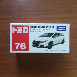 Honda Civic Type R Tomica