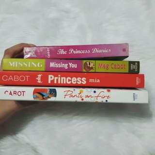Meg Cabot's Books