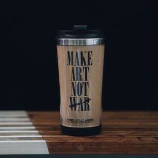 Travel Tumblr - Make Art Not War