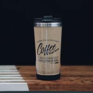 Travel Tumbler - Coffee