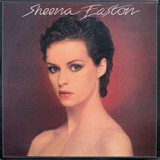 Sheena Easton Vinyl LP, used, 12-inch original USA pressing