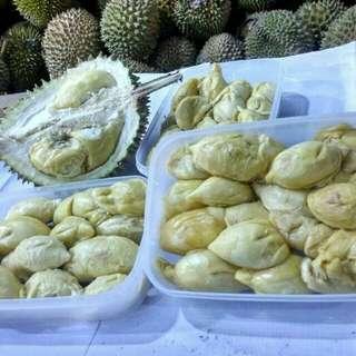 Durian Kupas Sidikalang Fresh