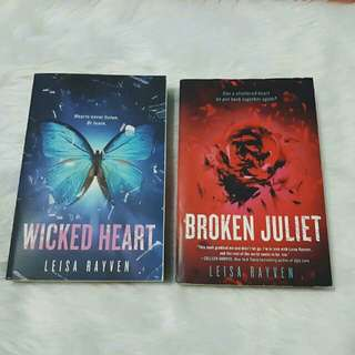 Broken Juliet+Wicked Heart
