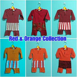 BN 3-6mths Baju Kurung Samping