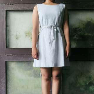 BLUE DRESS IMPORT