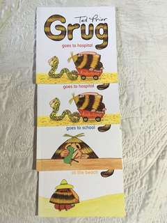 Book Sale!  Ted Prior's Grug