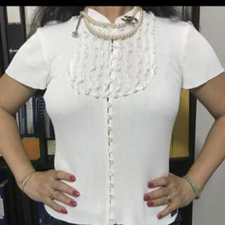 Authentic Christian Dior blouse