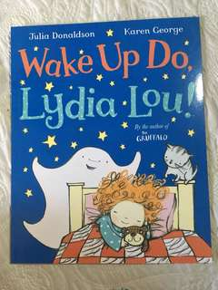 Book Sale!  Wake Up Do, Lydia Lou!