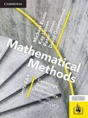 Cambridge Maths Methods 3&4 PDF