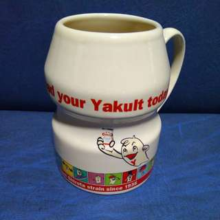 Yakult Pen Holder