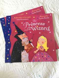Book Sale!  The Princess and the Wizard