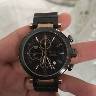 ALEXANDRE CHRISTIE WATCH