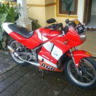 Suzuki rgr 1997