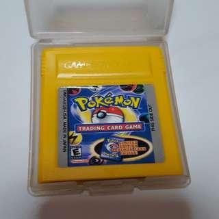 Pokemon Trading Card Game Cartidge