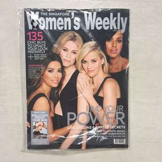 The Singapore Women's Weekly Magazine Mar'18 Issue