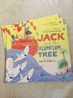Book Sale! Jack and the Flumflum Tree