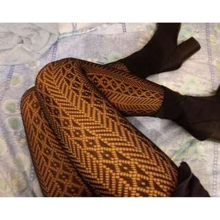 Sexy Patterned Stockings Pantyhose
